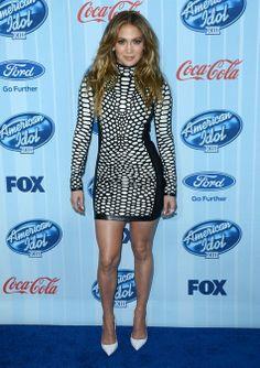 American Idol XIII Season Premiere Event - Jennifer Lopez