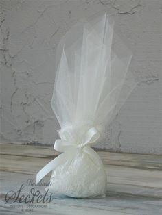 Vintage Μπομπονιέρα γάμου, μπομπονιέρα γάμου πουγκί, μπομπονιέρα γάμου με δαντέλα, μπομπονιέρα λασέ, μπομπονιέρα γάμου, mpomponiera gamoy, annassecret, Χειροποιητες μπομπονιερες γαμου, Χειροποιητες μπομπονιερες βαπτισης