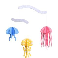 Canon Papercraft - Jelly Fish Mobile Free Paper Toy Download - http://www.papercraftsquare.com/canon-papercraft-jelly-fish-mobile-free-paper-toy-download.html#CanonPapercraft, #JellyFish, #Mobile