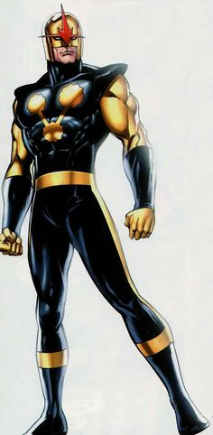 Nova (Richard Rider) by Sean Chen and Brian Denham