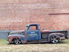 1953 5 Window Rat Rod truck