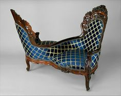 chair for two facing opposite directions | John Butler - Tête-à-tête - The Metropolitan Museum of Art