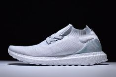 low priced 390cf 8fdd0 Discount Parley x adidas Ultra Boost Mid White Light Blue Online White Light,  Light
