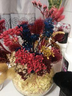 arreglo flores secas