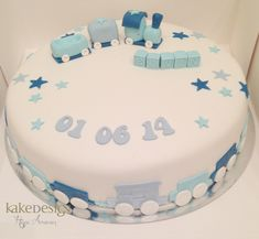 gutt dåp - Google-søk First Birthday Cakes, Birthday Parties, Baby Boom, First Birthdays, Baby Shower, Sweet, Dessert, Inspiration, Ideas