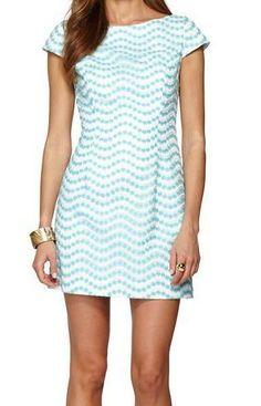 1c79d03e55a Lilly Pulitzer Piper Shift Dress Preppy Style