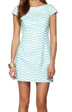 Lilly Pulitzer Piper Shift Dress