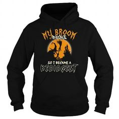 The Best Gift For Biologist On Halloween Please tag, repin & share with your friends who would love it. #hoodie #shirt #tshirt #gift #birthday #Christmas