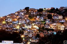 In the Favelas of Rio
