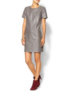 TINLEY ROAD Vegan Leather Dress via @stylelist | http://aol.it/1rVhriY