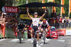 2017 tour-de-france. stage-13. Warren BARGUIL (SUNWEB) wins in 2:36:29 ahead of 2nd Nairo QUINTANA (MOVISTAR), 3rd Alberto CONTADOR (TREK - SEGAFREDO), 4th Mikel LANDA (SKY) + 2s