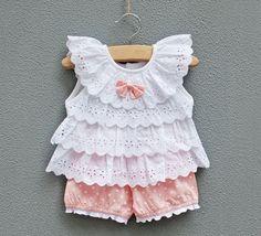 Mujer bebé ropa infantil ropa ropa de los niños 0-24 meses trajes de la princesa del verano fijaron muchachas encantadoras del bebé fijaron el chaleco + shorts