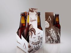 4 Pack on Packaging of the World - Creative Package Design Gallery