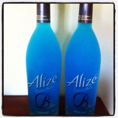 Alize..my BFFs gave this too me one time and had my head spinning..never tried it again!
