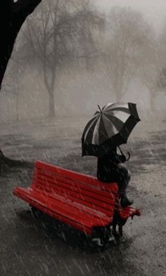 Rain! Rain! The PJ Salvage Marketing team says... Keep Calm and Rain ON!