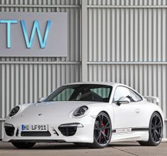 KTW Tuning  Porsche 911 (991) Carrera S