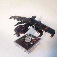 K-Wing repaint