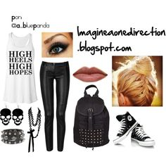 """""""Imagine Directioner #09"""" by caamib on Polyvore"""