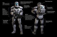 Katarn-class commando armor - Wookieepedia - Wikia