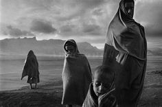 Korem camp. Ethiopia . 1984 - Sebastiao Salgado