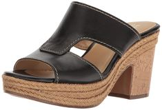 Naturalizer Women's Evette Platform Sandal. Platform slide                Naturalizer was one of the first shoe brands that women could turn to for the feminine style they coveted and the comfort they thought was impossible to attain. Women's Shoes,Sandals,Platforms & Wedges. As an Amazon Associate, we earn from qualifying purchases.   #shoes #womensshoes #sandals #platforms #Wedges #fashion #style #stylish #trendy