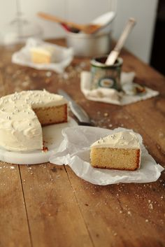 golden syrup cake • always with butter