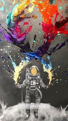 Banksy wall art kissing policeman, Famous Banksy Canvas, Street art graffiti home room decor, Policeman de banksy art graffiti wallpaper Graffiti Art, Graffiti Wallpaper, Wallpaper Space, Galaxy Wallpaper, Wallpaper Ideas, Fantasy Kunst, Fantasy Art, Astronaut Wallpaper, Space Artwork