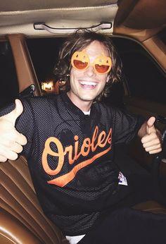 October Orioles. Matthew Gray Gubler.