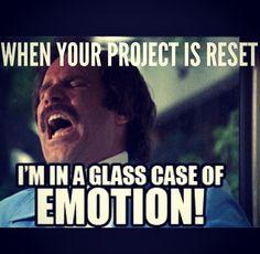 me when that happens