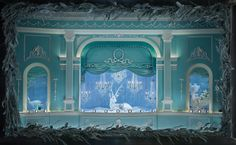 Tiffany's 2015 holiday windows are inspired by miniature theatres of the 19th century.