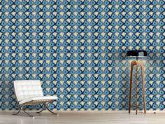 Design #Tapete Triangel Sterne