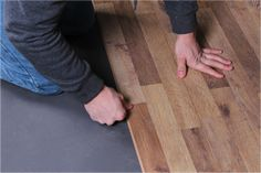 Accidental water damage? Find out these easy tips on fixing buckled laminate floors.