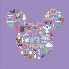 Disneyland *m