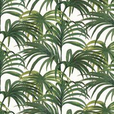 Tissu Palmeral Cotton Linen - House of Hackney