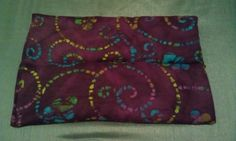 Awesome way to help with pain & pretty cheap too! Hand made heat/cold pad