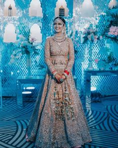 Breathtaking Heavy Lehengas We Spotted On Real Brides Bridal Outfits, Bridal Dresses, Indian Wedding Photography, Team Photography, Photography Couples, Wedding Attire, Wedding Bride, Bridal Corner, Wedding Dresses For Girls