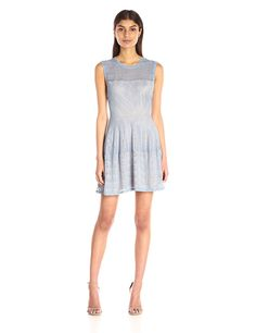 BCBGMax Azria Women's Cassandra Lace Dress ** Additional details at the pin image, click it  : Women's dresses