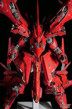 Robot Girl, Gundam Art, Mecha Anime, Gundam Model, Neon Genesis Evangelion, Nightingale, Mobile Suit, Plastic Models, Handicraft