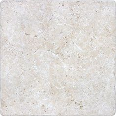 Anatolia - Ivory Travertine Tumbled - 12 Inches x 12 Inches - 73-100 - Home Depot Canada