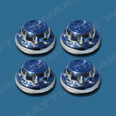 This listing is for a set of 4 used chrome Dodge caps that came stock on the non dually versions of the Ram 2500 pickup 1994-1999, Van 2500 1998-2003, and Van 3500 1998-2003 from the wheel pictured above. | eBay!