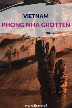 Eén van de leukste dingen om te zien als het om natuurwonderen in Vietnam gaat, zijn de Phong Nha Grotten. Deze grotten staan op de Werelderfgoedlijst van UNESCO. Meer lezen over deze grotten in Vietnam doe je op mijn website. Lees je mee? #phongnha #phongnhagrotten #vietnam #werelderfgoedlijst #unesco #jtravel #jtravelblog