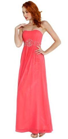 Strapless Chiffon Goddess Long Gown Prom Dress Formal Bridesmaid Junior Plus Size: http://www.amazon.com/Strapless-Chiffon-Goddess-Formal-Bridesmaid/dp/B007GGBZYG/?tag=nutrisupplblo-20