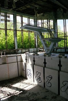 Tchernobyl (29) by bArbArAfOrmIcA, via Flickr