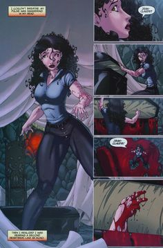 Anita Blake, Vampire Hunter: Guilty Pleasures 4 Page 18