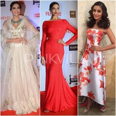 Who was your Best & Worst Dressed at the Filmfare Awards?