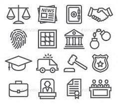 Risultati immagini per legal icons