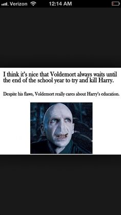 Oh Harry potter humor