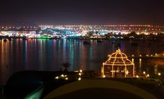 Sharm El Sheikh in the Night, Cheap Holidays to Sharm El Sheikh