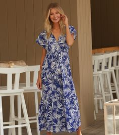 7aa9ccecc2 Stand out from the crowd with our beautifully bold and colorful maxi dress  in an all