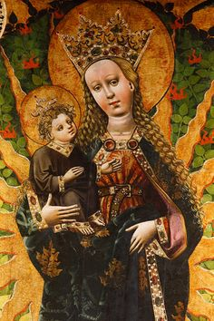 Matka Boska Paczółtowska (XV w.)